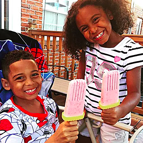 1-2-3 Homemade Popsicles